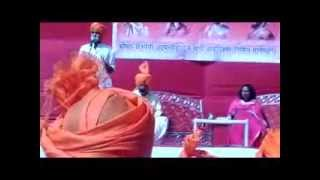 getlinkyoutube.com-Chatrapati Shri.Udayan Maharaj Birthday. Speech Of Shri.Sambhajirao Bhide Guruji