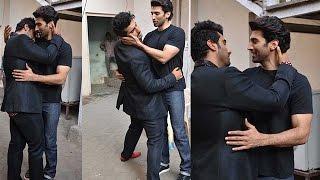 Arjun Kapoor & Aditya Roy Kapoor's BROMANCE