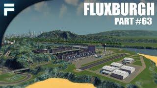 "getlinkyoutube.com-Cities Skylines - Fluxburgh [PART 63] ""Municipal Airport"""