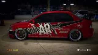 getlinkyoutube.com-Need for speed 2015: fast and furious cars