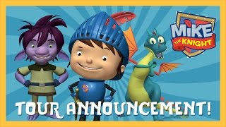 getlinkyoutube.com-Tour Announcement | Mike the Knight Live! (2015)