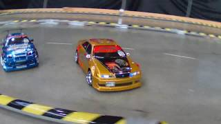 getlinkyoutube.com-DDC RC DRIFT MESSE STUTTGART 2012
