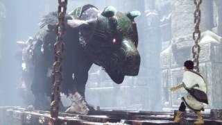 getlinkyoutube.com-The Last Guardian - Trico VS Evil Trico (Guardian Boss Fight)