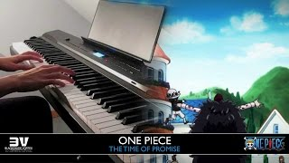 getlinkyoutube.com-One Piece - The Time of Promise Piano Cover (Ep 701 BGM)