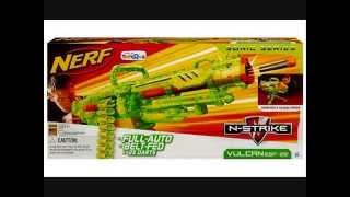 getlinkyoutube.com-Most Awesome Nerf and BuzzBee Guns (1-10)