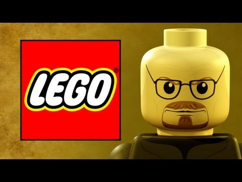 LEGO Breaking Bad: The Video Game Parody