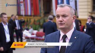 Grupa LOTOS SA, Robert Pietryszyn - Prezes Zarządu, #61 PREZENTACJE WYNIKÓW