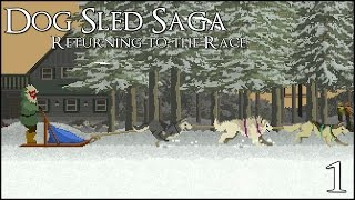 getlinkyoutube.com-Our Extraordinarily Fluffy New Sled Dogs!! • Dog Sled Saga: Return to the Race! - Episode #1
