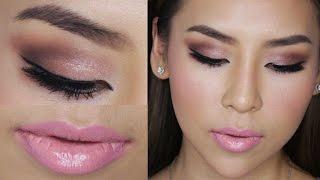 getlinkyoutube.com-Soft Pink Makeup Tutorial
