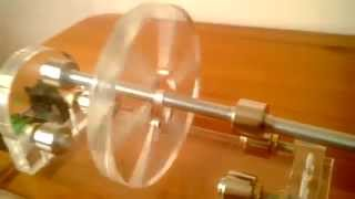 getlinkyoutube.com-Silnik magnetyczny MAG002