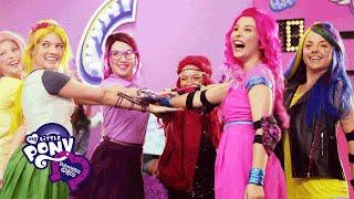 MLP: Equestria Girls   'Unleash The Magic' Friendship Games Stomp