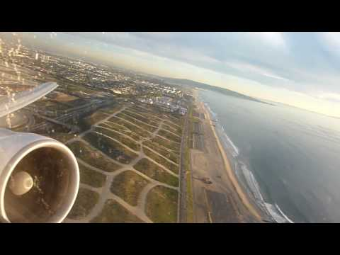 LAX - CDG - Air France Boeing 777-200ER Departure - HD