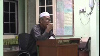 TASAUF : MENGENAL DIRI & WALI ALLAH 1 - PERKARA BIDAAH - UST KAMIS SAAD