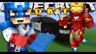 getlinkyoutube.com-Minecraft MineVengers - SUPERHERO BUILD BATTLE!