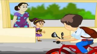 getlinkyoutube.com-Tintumon Comedy | Bike Accident | Hit Comedy Clips