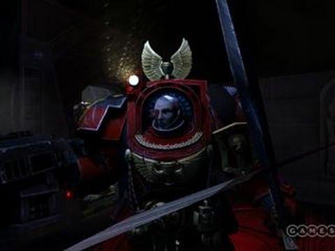 Space Hulk первое геймплейное видео