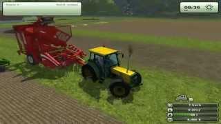 Zagrajmy w Farming Simulator 2013 na multiplayer #7 Buraki i owce.