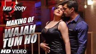 getlinkyoutube.com-Song Making: Wajah Tum Ho | Hate Story 3 | Zareen Khan, Karan Singh | Armaan Malik | T-Series