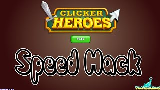getlinkyoutube.com-Clicker Heroes Speed Hack - Money Hack - Cheat Engine 6.4