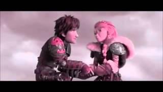 getlinkyoutube.com-Hiro,Rapunzel,Anna,Hans,Hipo y Astrid Un año mas