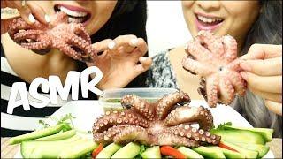 ASMR Octopus *SAVAGE* (EXTREME EATING SOUND) No Talking   SAS-ASMR