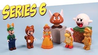 K'nex Super Mario Mystery Packs Series 6 Opening Codes