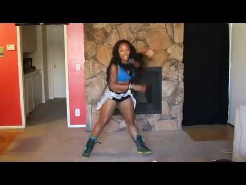 FUN LATIN SOCA DANCE WORKOUT (Keaira LaShae)
