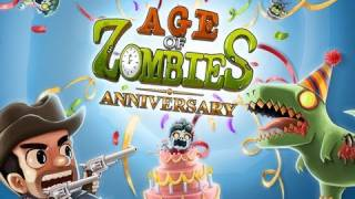 getlinkyoutube.com-Age of Zombies™ Anniversary - iPad 2 - HD Gameplay Trailer