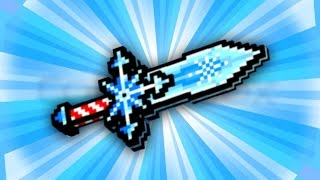 getlinkyoutube.com-Pixel Gun 3D - Santa Sword [Review]
