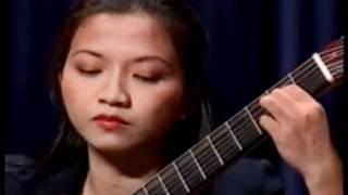 getlinkyoutube.com-Recuerdos de la Alhambra - guitarist Kim Chung
