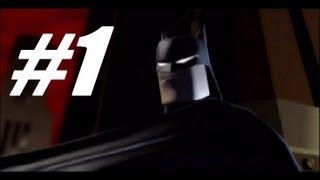 getlinkyoutube.com-Batman Vengeance Part 1 Rooftop Rumble!