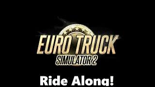 Euro Truck Simulator 2: RTA Renault Range T - EuroPoot - Brussel