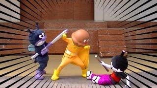 getlinkyoutube.com-アンパンマン ショー ノーカット版「元気いっぱい!てっかのコマキちゃん」