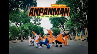 [KPOP IN PUBLIC CHALLENGE] BTS(방탄소년단)   ANPANMAN DANCE COVER By 『FGDance』from Vietnam