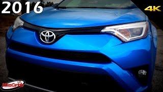 getlinkyoutube.com-2016 Toyota RAV4 SE -  Ultimate In-Depth Look in 4K