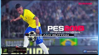 getlinkyoutube.com-PATCH 2016 para PES 2006 PC DOWNLOAD