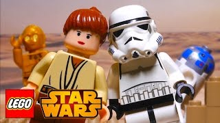 getlinkyoutube.com-LEGO Star Wars: Storm Trippin 2 - A New Home