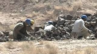 کوه طلا - 10 میلیون تن طلا در زاهدان