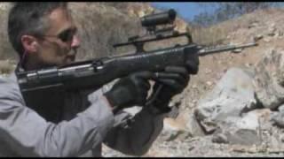 getlinkyoutube.com-SKS Rifle Bullpup Stock Kit Conversion