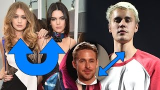 getlinkyoutube.com-11 Celeb Pairs You Didn't Know Were Related