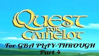Quest For Camelot (GBA Color): 4