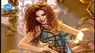 getlinkyoutube.com-Myriam fares rags nar - ميريام فارس رقص نار