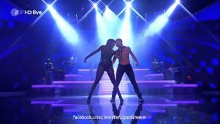 getlinkyoutube.com-Jennifer Lopez - Dance Again (Live on Wetten, dass..? 6/10/12) HD