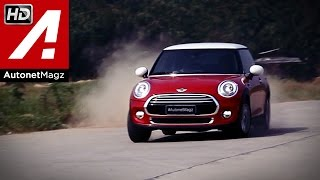 Test Drive New MINI Cooper 2014 Indonesia by AutonetMagz - Part 2