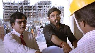 getlinkyoutube.com-Raghuvaran B.tech Scenes - Dhanush Excellent Dialogue Scene - Vivek