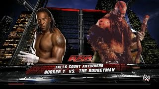 getlinkyoutube.com-Booker T vs The Boogeyman WWE 2K15
