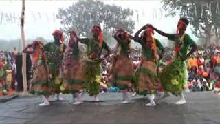 getlinkyoutube.com-Santali New Dance competition | Santali Video Song