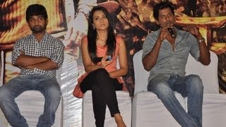 SAMAR PRESS MEET VISHAL TRISHA THIRU