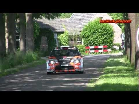 Jeroen Swaanen & Robin Buysmans Dutch Rally Champion 2012 (HD)