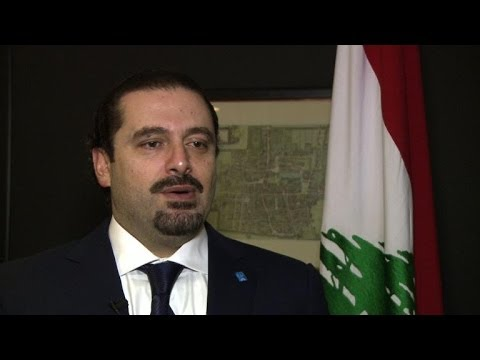 Son of slain Lebanese premier reacts after trial